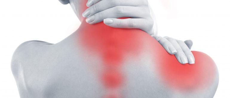 Причины напряжения мышц спины и шеи