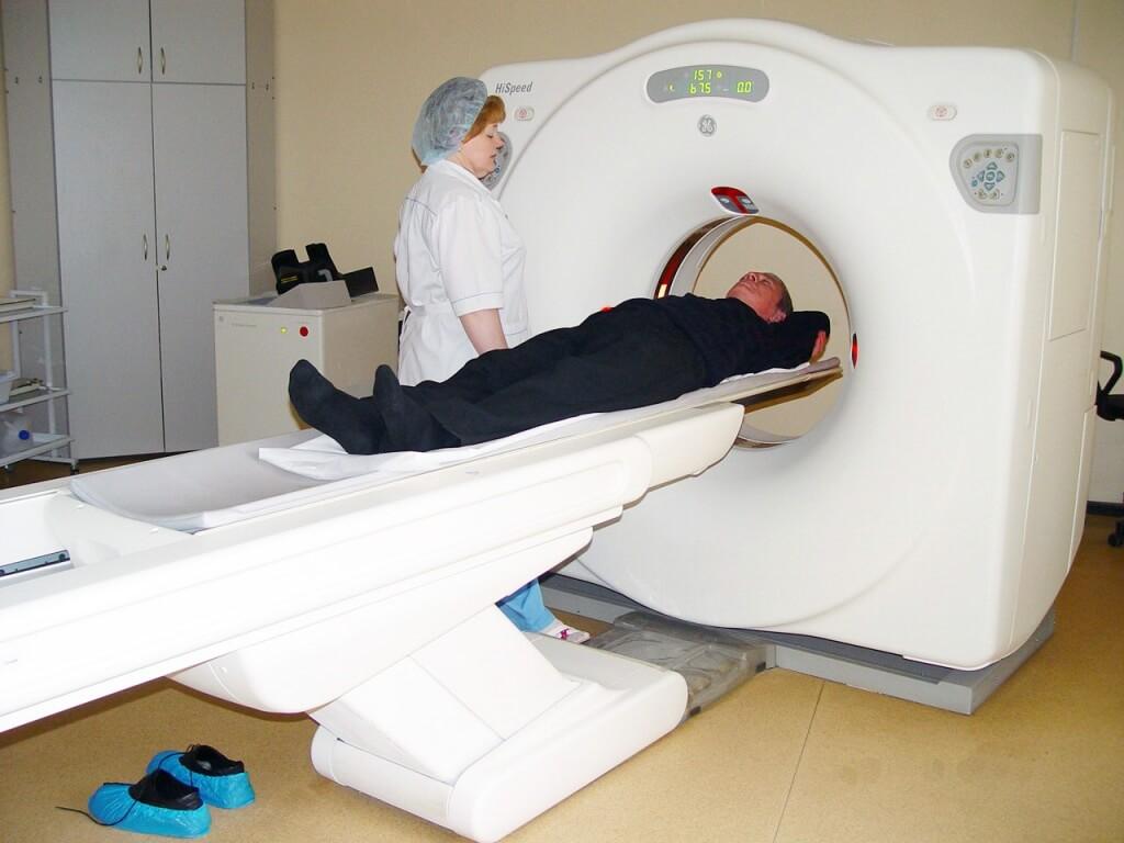 Что такое компьютерная томография мозга ?