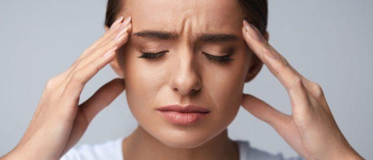 Мигрень. Что делать при частях головных болях?